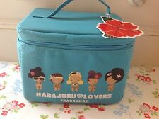 NEW⭐️Harajuku Lovers Sunshine Cuties Cool Cooler Bag⭐️Vanity Makeup Perfume⭐️