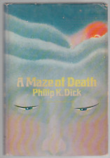 A Maze of Death - Philip K. Dick - Very Good Hardcover 1st/1st in Dust Jacket