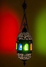 LANTERNE DE MOSQUÉE ANCIENNE SYRIE FIN 19e/1900 LANTERNE LAMPE ART ISLAMIQUE