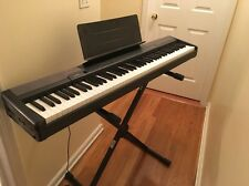 Casio CDP-100 Weighted Keys Keyboard With Stand & Premium Sustain Pedal