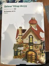 Dept 56 Dicken's Villages The Hansom Cab Co 4056644 NEW