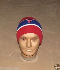 Philadelphia Phillies Knit Hat MLB Baseball Beanie Style New FREE SHIPPING