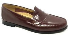 Cole Haan Pinch Penny Moc Toe Loafers Burgundy 10 M  NEW!