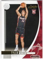 2019-20 Panini Absolute Memorabilia #89 Tyler Herro Rookie Heat
