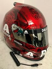 Dale Earnhardt Jr Signed AXALTA First Last Ride Race Full Size Helmet BAS COA