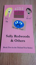 3 x Books : Marlene Likes Dancing & The Cake Mixer series by Sally Redwoods