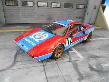 FERRARI 308 GTB Rallye Pioneer #4 Andruet Tour de Corse 82 Otto NEU NEW 1:18