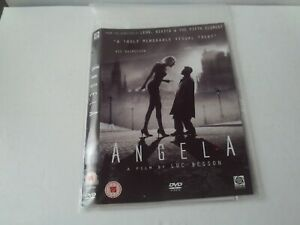 Angel-A (DVD, 2007) Luc Besson - Disc & Cover Only - No Case
