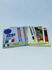 PANINI USA '94 BIG LOT BUNDLE 40 STICKERS VTG UNUSED ALL WITH BACK