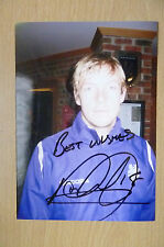 Signed Colour Pictures- PAUL MCKENNA, English footballer (7x5 inch)