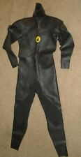 Body Glove Dry Suit wetsuit drysuit men Large