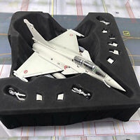 1/72 Scale Dassault Rafale France Fighter Diecast Model Aircraft Decoration