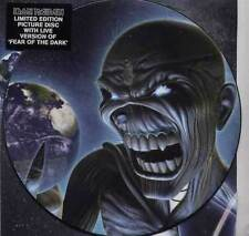"Picture Disc Iron Maiden Music 7"" Single Records"