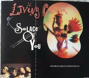 "Living Colour ""Solace of you"" Live Tour CD Single"