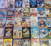 Kids DVDs MULTI LISTING Disney, Pixar, TV, Movies, *FREE P&P* Multi Buy!