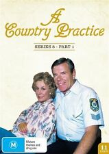 A Country Practice : Series 8 :Part 1 (DVD, 2014,11-Disc Set) Brand New Region 4