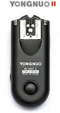 Yongnuo RF-603C II SINGLE 1pc wireless flash trigger Transceiver for Canon