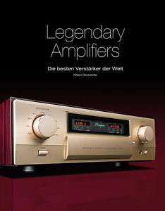 Legendary Amplifiers - Die besten Verstärker der Welt