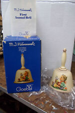 1st Edition 1978 Hummel Annual Bell Let'S Sing #700