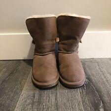 Bearpaw Victorian Boots