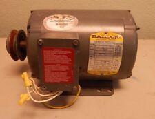 Baldor Motor 1-1/2 HP Drive Motor 50 lb 35E550W506 RPM 1725 *TESTED