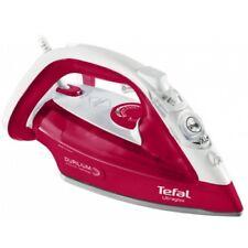 TEFAL fv4950 Ultragliss Rosso/Bianco Ferro da Stiro a Vapore 2500 Watt