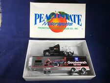 C-86 DALE EARNHARDT RACING NASCAR TRANSPORTER SERIES #18 - DIE CAST - PEACHSTATE