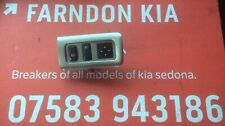 KIA SEDONA 1999-2006 POWER FOLDING MIRROR SWITCH IN SILVER