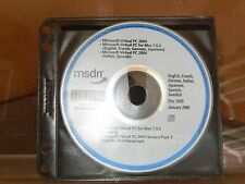 MSDN DISC 3099 JANUARY 2006 - ENGLISH-FRENCH-GERMAN-ITALIAN-JAPANESE-SPAN-SWED