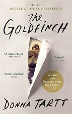 The Goldfinch by Donna Tartt (2014, Paperback)
