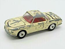 VINTAGE CORGI TOYS VW 1500 KARMANN GHIA