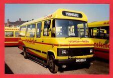 Potteries Bus Photo ~ PMT Mini Link 130: C130VRE - 1986 Mercedes Benz L608D