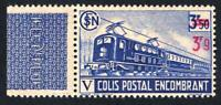 colis postaux  N°: 207  NEUF **  BDF année 1943   CV : 6  €