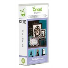 CRICUT - Fancy Frames - Projects Cartridge 2001095