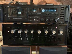 SANSUI AU 999 amplifier