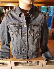 Esprit Jeansjacke Größe L hellblau verwaschen Stretch sehr guter Zustand Maße be
