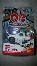 NEW! Takara Tomy® Q-Transformers Mazda RX-7 FD3S QT-22 DRIFT