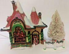 Vintage 1999 Department Dept 56 Santa's Visiting Center 56407 North Pole Series
