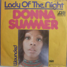 """7"""" 1975 ! DONNA SUMMER : Lady Of The Night / MINT-?"""