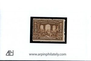 Middlesex Stamp CANADA - #135, Confederation anniversary  issue.   ct10