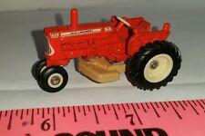 1/64 ERTL custom agco allis chalmers d15 w/ mounted belly mower tractor farm toy