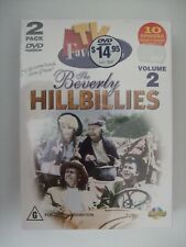The Beverly HILLBILLIES - Vol 2 Classic TV (DVD, 2-Disc Set) - BRAND NEW
