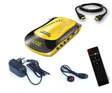 Mini Satelliten Receiver FTA 2/1+IR digital sat FULL HD ASTRA 19.2° hotbird