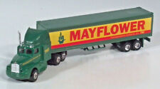 "Maisto Hauler Kenworth Semi Truck Mayflower TWI 8"" Scale Model"