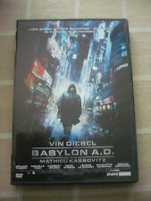 BABYLON A. D. DVD French Vin Diesel Used occasion LIKE NEW