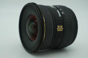 Sigma EX 10-20 mm f4.0-5.6 HSM DC for Nikon