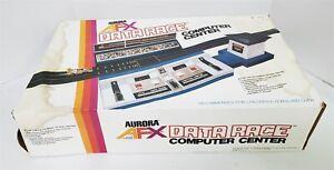 E120 VINTAGE 1970'S AURORA AFX DATA RACE COMPUTER CENTER WITH ORIGINAL BOX