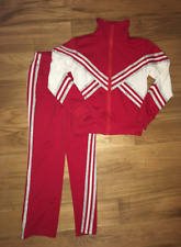 Cheerleading Tracksuit 2 piece Track Set Uniform Dance Group Competition Cheer