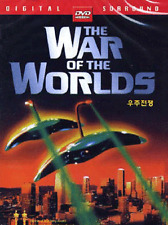 The War of the Worlds (1953) Gene Barry, Ann Robinson DVD *NEW