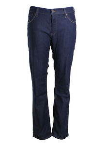 34 Heritage Courage Straight Leg Jeans in Rinse Vintage